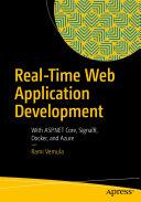 Real-Time Web Application Development Pdf/ePub eBook