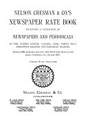 Advertiser S Rate Book