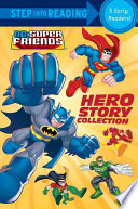 Hero Story Collection  DC Super Friends