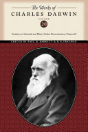 The Works of Charles Darwin, Volume 20