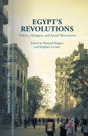 Egypt's Revolutions Pdf/ePub eBook