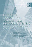 Cities as Engines of Sustainable Competitiveness