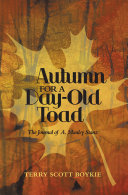 Autumn for a Day-Old Toad [Pdf/ePub] eBook