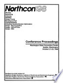 Northcon/98 [IEEE Technical Applications] Conference