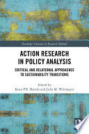 Action Research in Policy Analysis