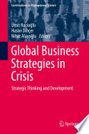 Global Business Strategies in Crisis