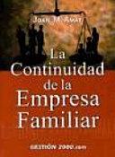 La continuidad de la empresa familiar