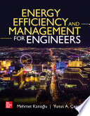 Energy Efficiency and Management for Engineers
