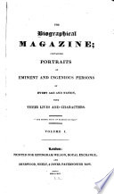 The Biographical Magazine