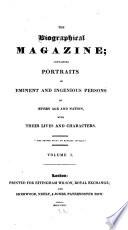 The Biographical Magazine