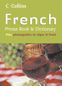 French Phrase Book   Dictionary