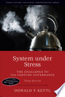 System Under Stress Homeland Security And American Politics