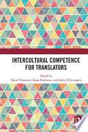 Intercultural Competence for Translators Book