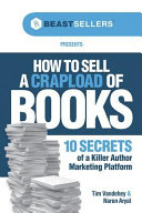 How to Sell a Crapload of Books: