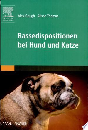 Rassedispositionen bei Hund und Katze Free eBooks - Free Pdf Epub Online