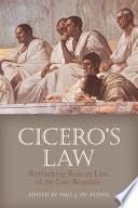 Cicero S Law