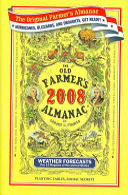 The Old Farmer s Almanac 2008 Book