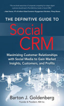 The Definitive Guide To Social Crm
