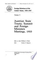 Austrian State Treaty