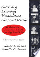 Surviving Learning Disabilities Successfully
