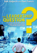 The Leadership Question