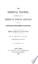 The Spiritual Teacher Book