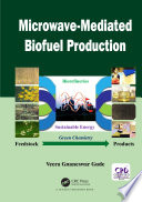 Microwave Mediated Biofuel Production