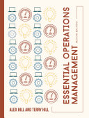 Cover of Essential Operations Management