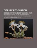 Dispute Resolution Book