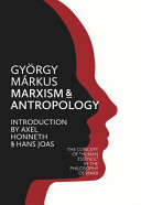 Marxism and Anthropology