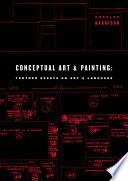 Conceptual Art and Painting Book