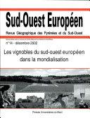 Les vignobles du Sud-Ouest européen dans la mondialisation