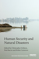 Human Security and Natural Disasters Pdf/ePub eBook