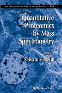 Quantitative Proteomics by Mass Spectrometry Book