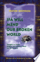 If Will Mend Our Broken World