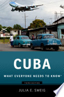 link to Cuba : what everyone needs to know in the TCC library catalog