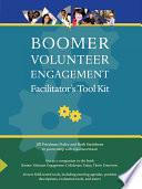 Boomer Volunteer Engagement