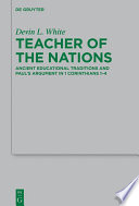 Teacher of the Nations