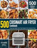 CUISINART AIR FRYER Cookbook