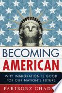 Becoming American Book PDF