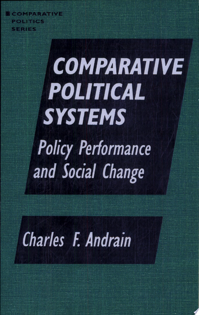 Comparative Political Systems banner backdrop