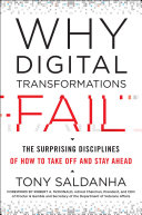 Pdf Why Digital Transformations Fail Telecharger