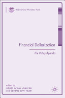 Financial Dollarization banner backdrop