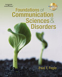 Foundations of Communication Sciences   Disorders
