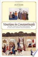 Venetians in Constantinople Book