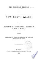 The Industrial Progress Of New South Wales