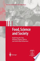 Food Science And Society Book PDF