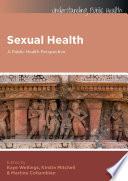 Ebook Sexual Health A Public Health Perspective