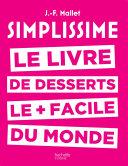 Simplissime - Desserts