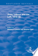 Jews Labour And The Left 1918 48